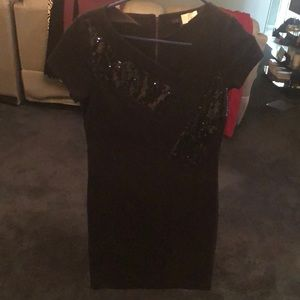 Black little dress from Armani exchange